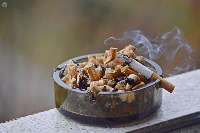 El tabaco es un factor de riesgo gastrovascular
